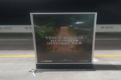 Thy İstanbul Havalimanı Yer İşletme Aç Kapa Totem Tabela